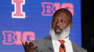 Photos: Bears coach Lovie Smith