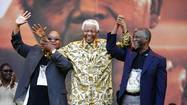 ANC Celebrates Nelson Mandela's Birthday