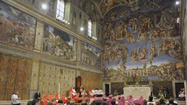 The Vatican plans to clean up Sistine Chapel visitors next year