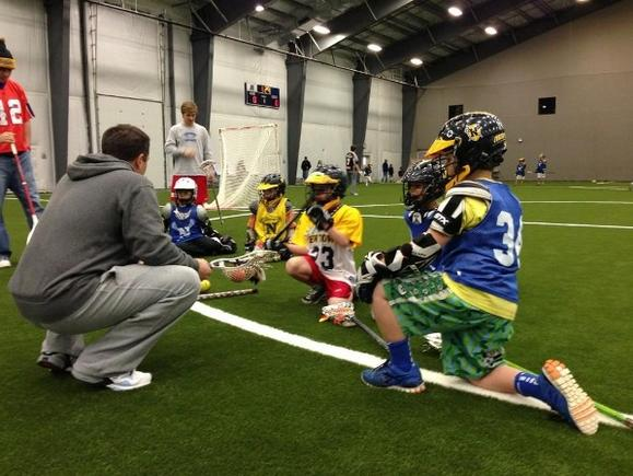 Newtown lacrosse clinic