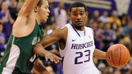 UConn Men Know West Coast Huskies Will Not Be Pushovers