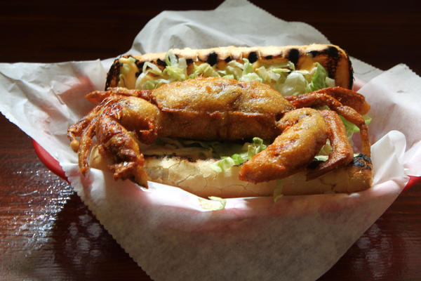 Maryland may mandate the crab sandwich as its official state sandwich. 