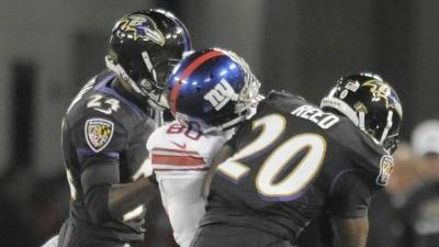 Harbaugh on Ed Reed's $55,000 fine: 'The system is not perfect'