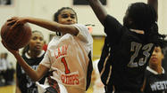 Oakland Mills vs. Western Tech Girls Basketball [Pictures]