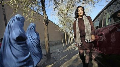 Fereshta Kazemi takes a risky stand for acting in Afghanistan