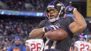 Ravens Pro Bowl running back Ray Rice was voted the team Most Valuable Player and defensive lineman Arthur Jones won the Good Guy award for cooperation with reporters in the annual balloting from local media who regularly cover the team.
