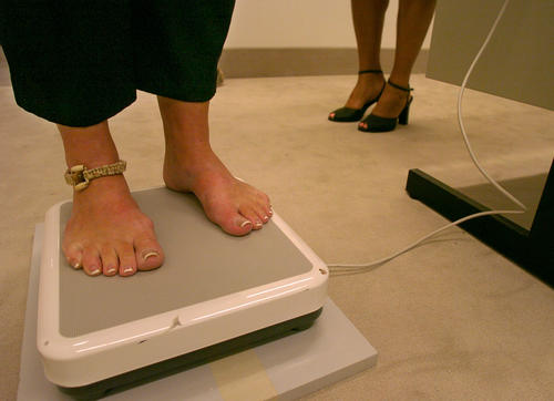 First among New Year's resolutions is to lose weight.