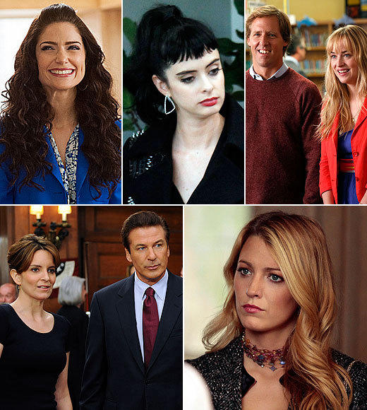 Fall 2012's least-watched shows by network: Zap2it's Year in Review: Gossip Girl and 30 Rock did not save its best for last, at least in terms of ratings. Ben and Kate is at the back of the freshman comedy class. And we wouldnt trust that the B---- in Apt. 23 will be back next year, based on the numbers. Whats it all mean? That its time again to count down the least-watched shows of the fall on each broadcast network.   As with past least-watched lists, this years lowest of the low takes into account the five least-watched series at each of the five English-language broadcast networks. So even though How I Met Your Mother is the No. 37 show on TV this season, its still here.   Per usual, this list takes into account only regularly scheduled airings of first-run shows on ABC, CBS, The CW, FOX and NBC -- there are 102 in all in fall 2012. Encores and Saturday-night repeats arent counted. The five least-watched series (through Dec. 23; all ratings numbers courtesy of Nielsen) on each network follow, ranked from smallest number of viewers to largest.  -- Rick Porter, Zap2it