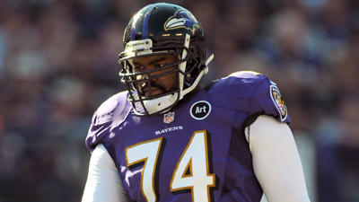 Ravens tackle Michael Oher fined $10,000 by NFL