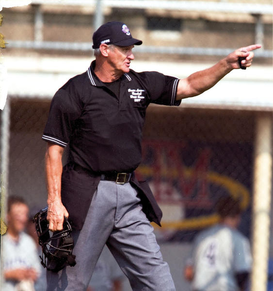 Turley has been involved in youth sports for the past 30 years, officiating five different high school sports and college baseball. He plans to continue officiating in his retirement.
