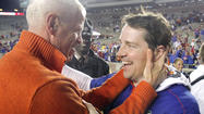 <b>Pictures:</b> The many faces of Will Muschamp