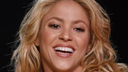Shakira's not yet a mommy, but Gerard Pique's definitely a joker