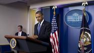 Obama 'modestly optimistic' that 'fiscal cliff' can be avoided