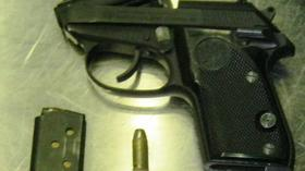 More firearms uncovered at airports in 2012
