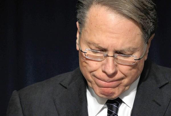 NRA Chief Executive Wayne LaPierre's speech added to the debate about gun violence and gun control.