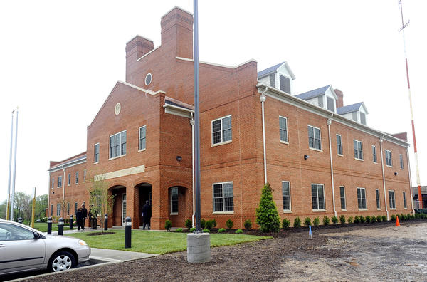 Washington County got a new $11.3 million Maryland State Police barrack in 2012, a facility that replaced one built in 1973 and was designed to meet the agency's law enforcement needs for years to come, officials with the department said.