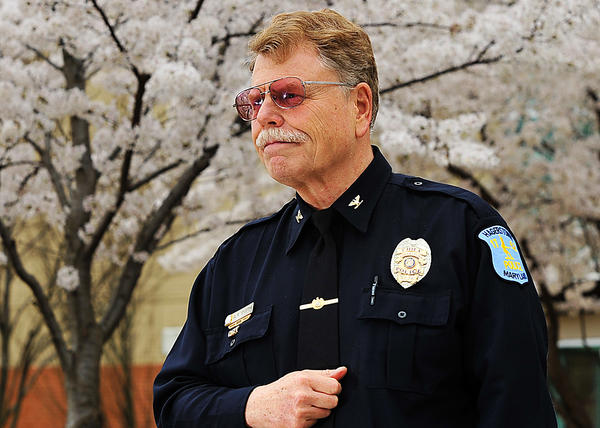 Hagerstown Police Chief Arthur Smith, who made fighting Hagerstown¿s drug problem one of his top priorities, announced he would retire Sept. 6 after 12 years of service with the city.