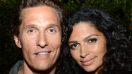 Matthew McConaughey, Camila Alves welcome third baby