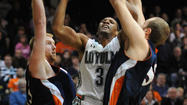 Loyola coach Jimmy Patsos has compared Bucknell center Mike Muscala to one of his favorite former NBA players for his hometown Boston Celtics. Muscala is not the second coming of Kevin McHale, but against the Greyhounds on Friday night, the 6-11 senior looked the part of a modern-day mid-major replica.