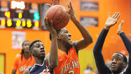 Oakland Mills vs. Douglass Boys Basketball [Pictures]
