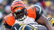 If the Ravens wish to leave Cincinnati with their 11th win of the season and a hope of leapfrogging the New England Patriots for the No. 3 seed in the AFC playoffs, they need to find a way to neutralize Bengals defensive tackle Geno Atkins.