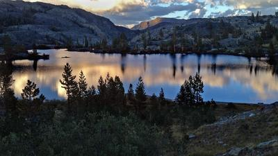 The John Muir Trail was his trip of a lifetime — just look