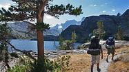 Sierra backpacking: Ansel Adams Wilderness