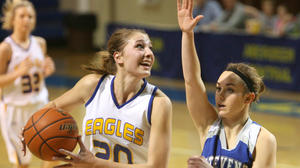 Golden Eagles' 'defense wins games'