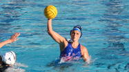 Corona del Mar High's Genevieve Weed shoots against Dos Pueblos.