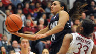New No. 1: UConn Women Smother Stanford Scorers For 61-35 Victory