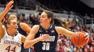 Pictures: No. 2 UConn Women At No. 1 Stanford