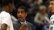 HARTFORD — When Kevin Ollie took over as UConn men's basketball coach, he needed to believe. First in himself, that he could step in for Jim Calhoun and establish his leadership with a short-term contract, and, second, that he would be rewarded in due time.