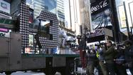 As a 12,000-pound crystal ball works its way down a pole in New York City's Times Square bidding farewell to 2012, people across the United States — including those locally — will raise their cups with cheers and a toast to ring in the new year.