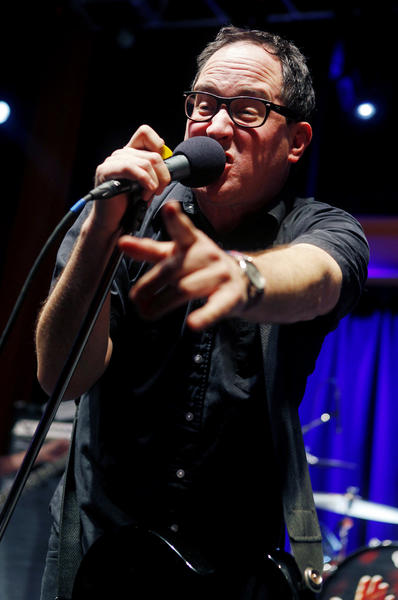 Craig Finn of The Hold Steady performs at Musikfest Cafe in Bethlehem on December 28.
