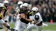 SAN FRANCISCO -- Taylor Kelly threw four touchdown passes and ran for a fifth score to lead Arizona State to its first bowl win in seven years, a 62-28 victory over Navy in the Fight Hunger Bowl on Saturday.