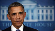 Obama blames GOP for 'fiscal cliff' brinksmanship