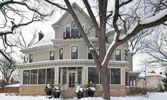 The 1900 Victorian where character Mary Richards supposedly lived in the 1970s sitcom is on the market at $2.895 million.
