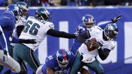 Eagles vs. Giants