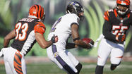 Grade the Ravens' 23-17 loss to the Bengals