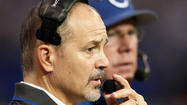 Ravens to square off with Chuck Pagano, Colts in first-round playoff game
