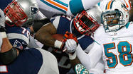 <b>Game Tracker Rewind:</b> New England Patriots 28, Miami Dolphins 0