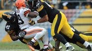 PITTSBURGH (AP) — The Pittsburgh Steelers remain convinced they're a tweak or two away from another Super Bowl run. The Cleveland Browns, meanwhile, are ready to start all over. Again.