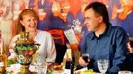 Russia reimagines its culinary traditions