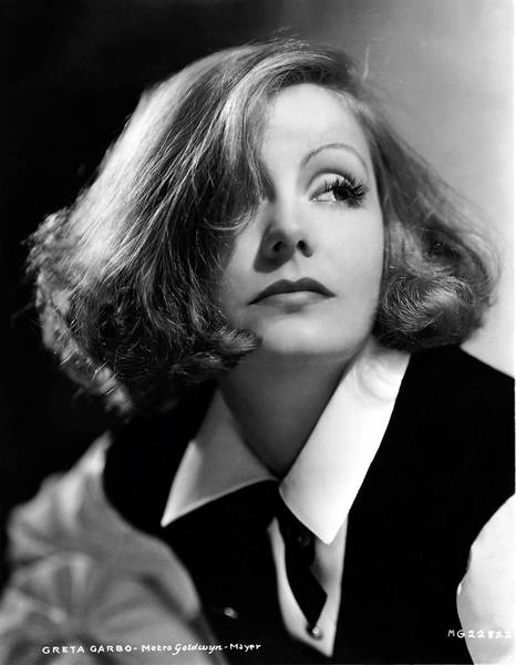 Leading ladies of the 1920s - Greta Garbo