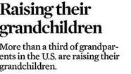 Graphic: Raising their grandchildren