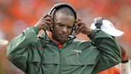 Former Miami head coach Randy Shannon was join Bret Bielema¿s staff at Arkansas as the linebackers coach. The move was announced Sunday night.