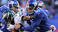 Philadelphia vs. NY Giants