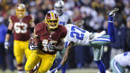 Robert Griffin III and Alfred Morris needed only four months to put the Washington Redskins in a place they haven't been this millennium — on top of the NFC East.