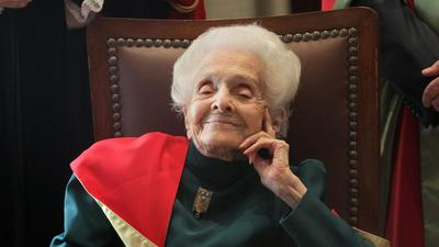 Rita Levi-Montalcini dies at 103; Nobel-winning scientist