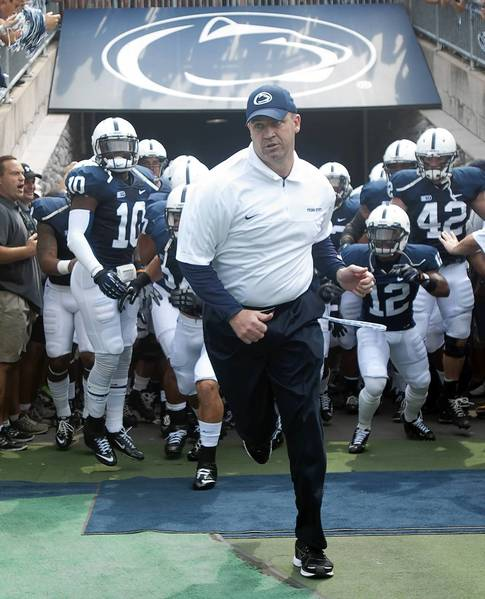 Penn State head coach Bill O'Brien is reportedly getting a lot of attention from NFL teams.